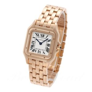 quality design 0f462 08010 上品な女性が着ける、ピンクゴールドのブランド腕時計 | 株式 ...