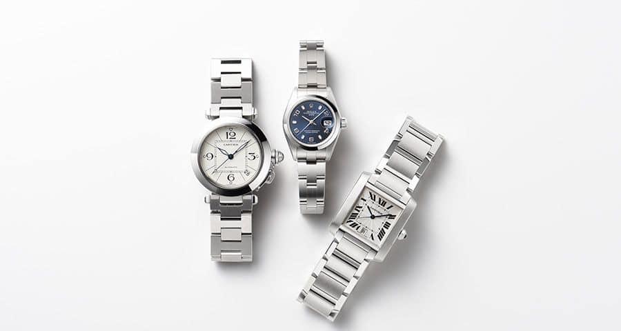 388d0f70f1 30代の女性におすすめしたい20万円台から買えるレディース腕時計 | 株式 ...