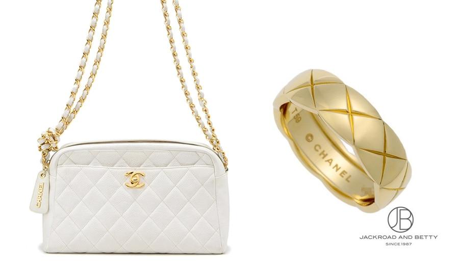 Chanel チェーン バック